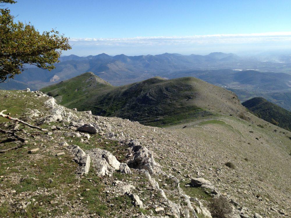 Anello del Monte Semprevisa @ Pian della Faggeta