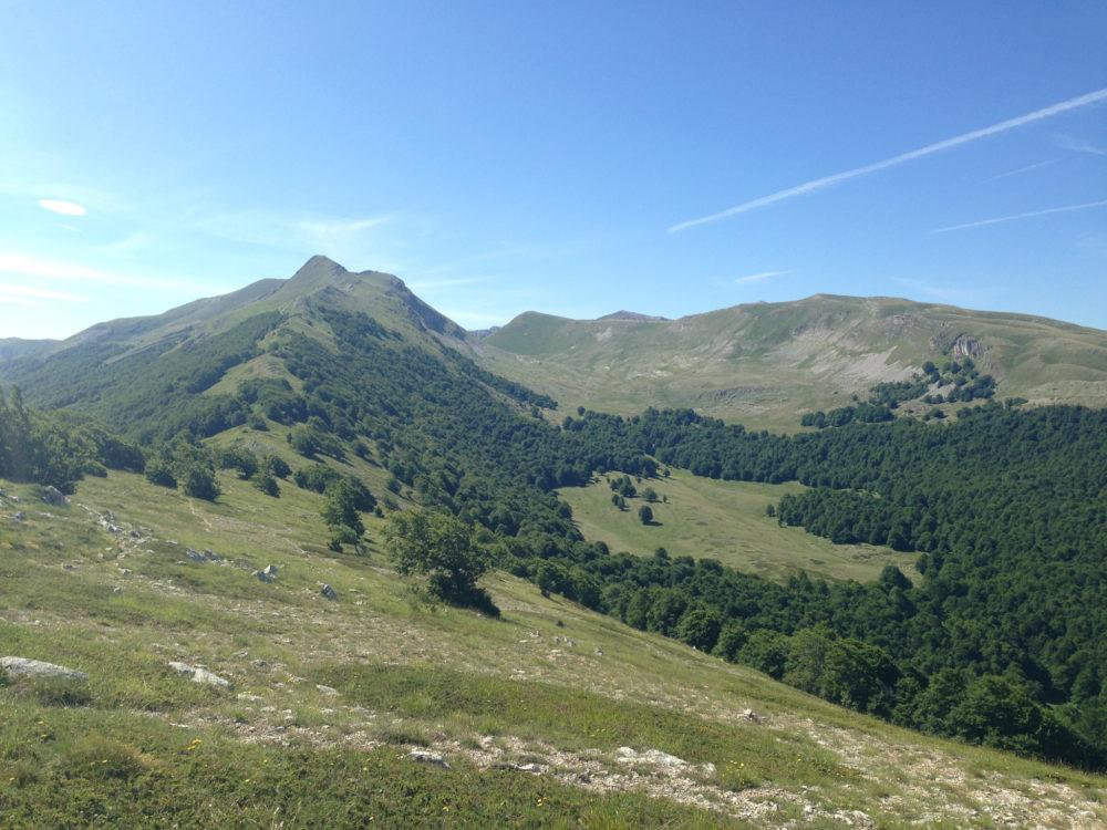 Monte Puzzillo e la Valle del Morretano @ Valle del Morretano