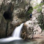 Escursione alle sorgenti di Capofiume 2