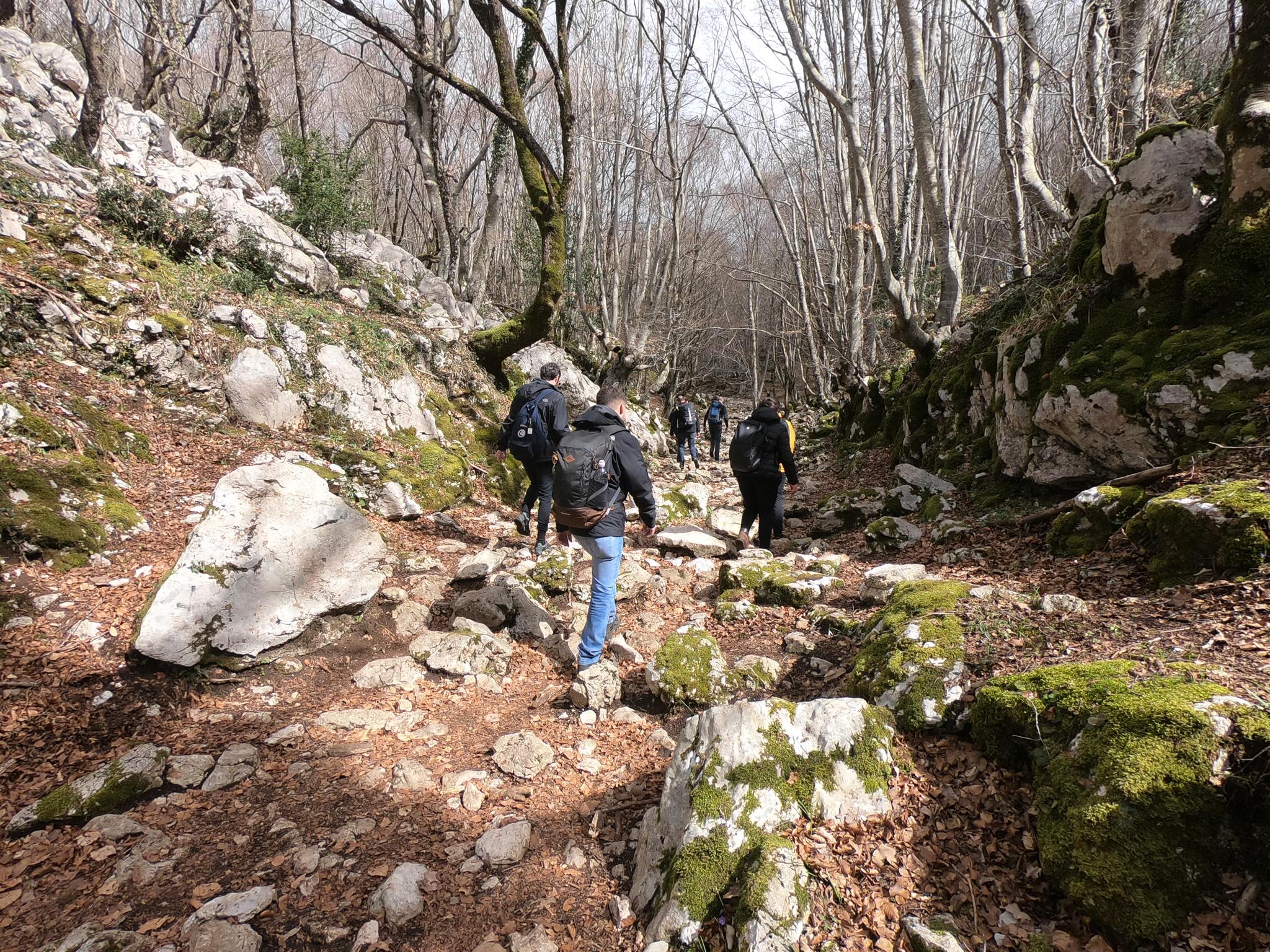 Il Monte Gennaro e il Nordic Walking sul Pratone @ Parco Regionale Dei Monti Lucretili