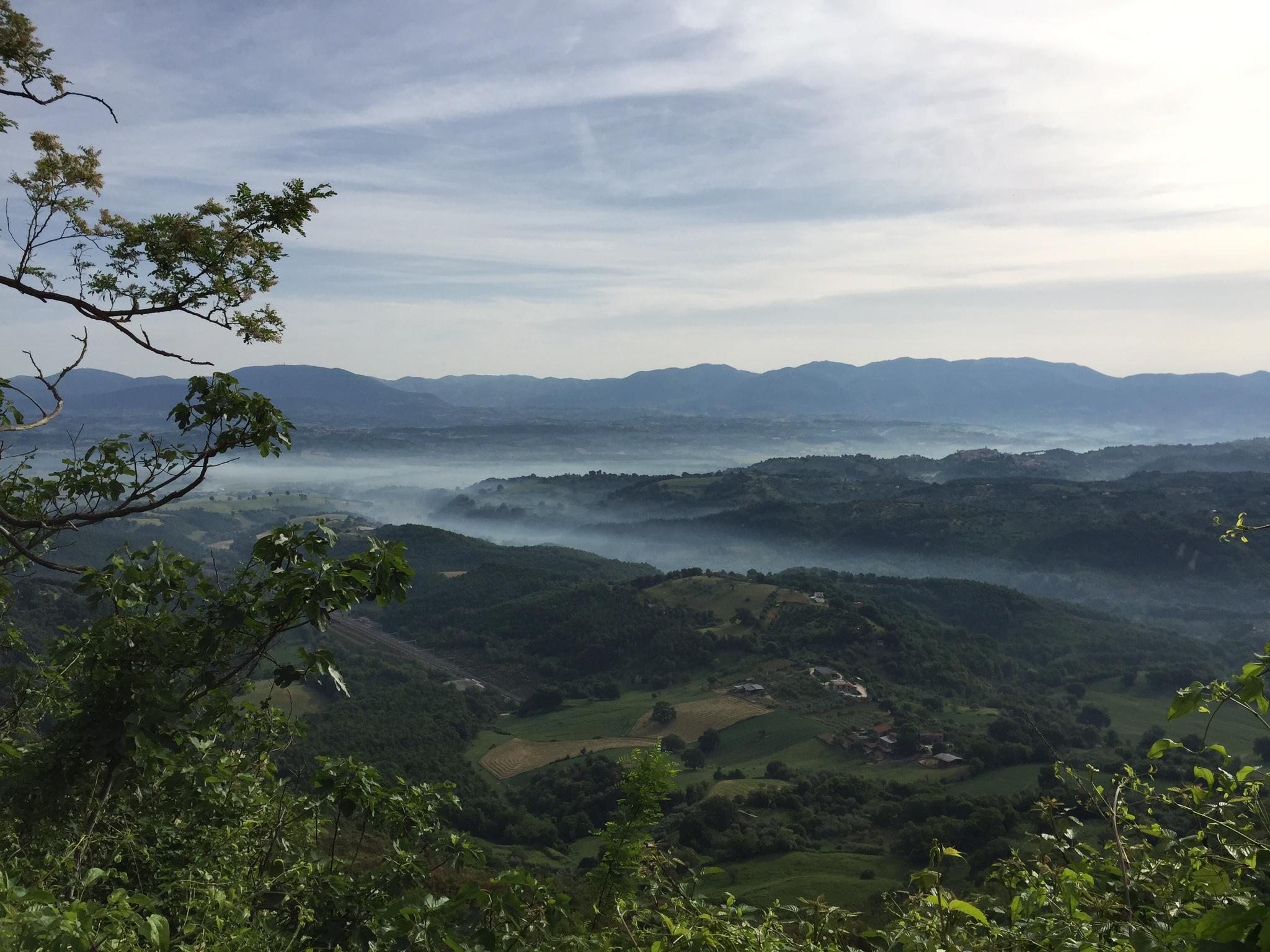 """Il Soratte, giro integrale degli eremi della """"Montagna Sacra"""" @ Monte Soratte"""