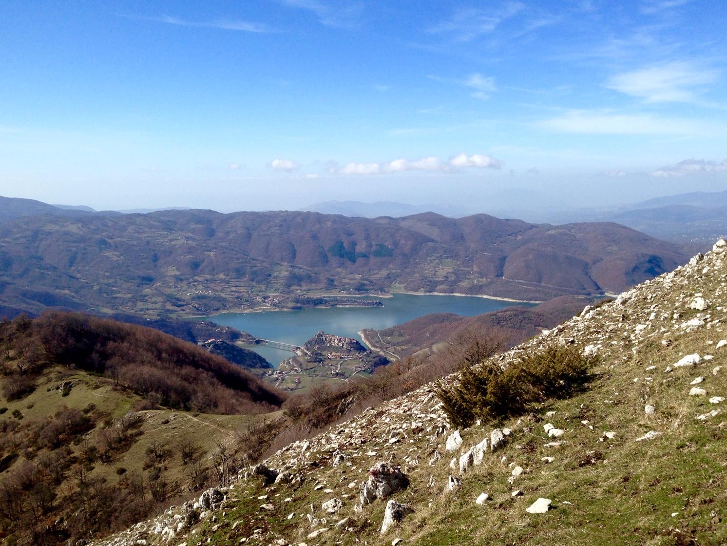 Anello del Monte Navegna @ Monti Carseolani - Riserva Naturale Monte Navegna e Cervia