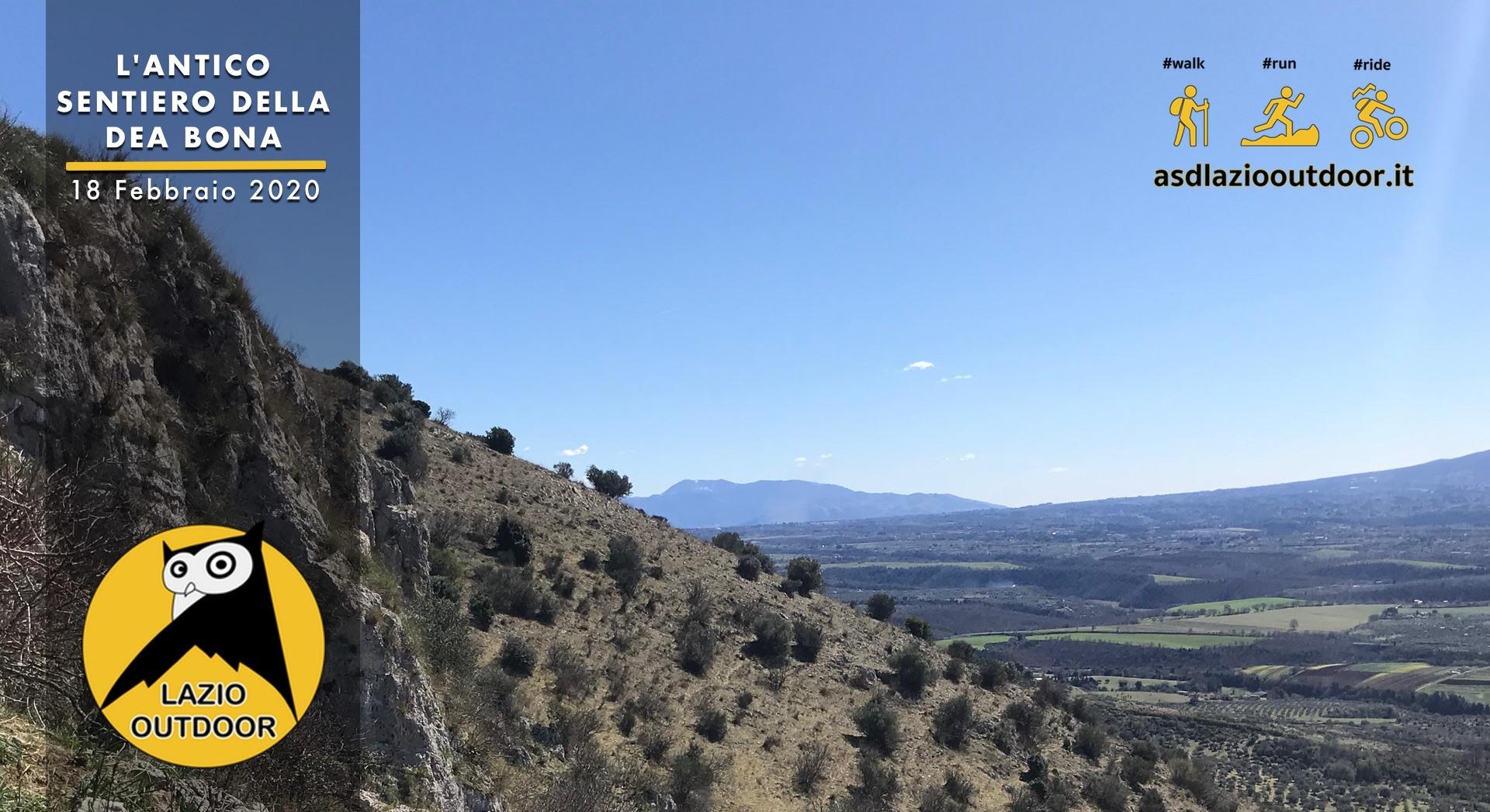 L'antico sentiero della Dea Bona @ Monti Tiburtini