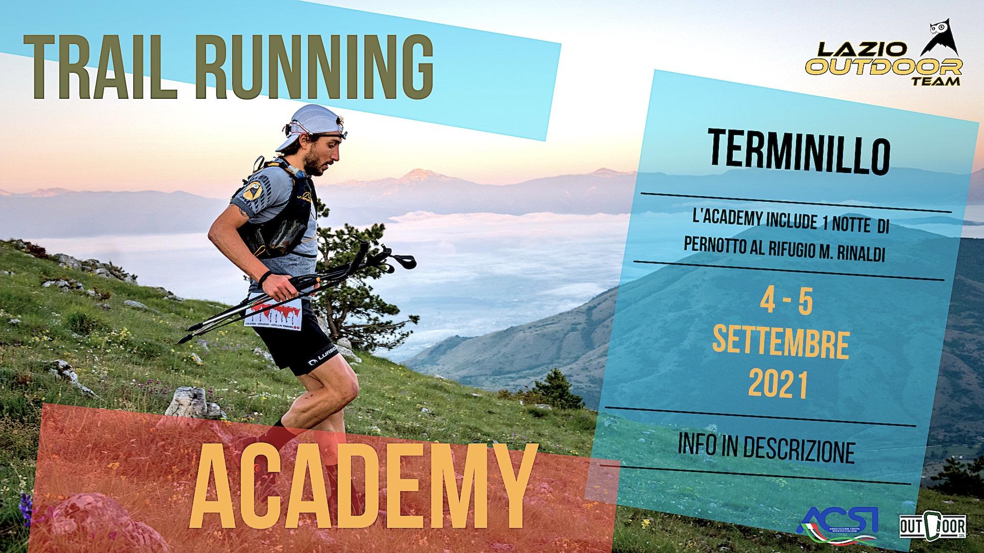 Trail Running Academy 1