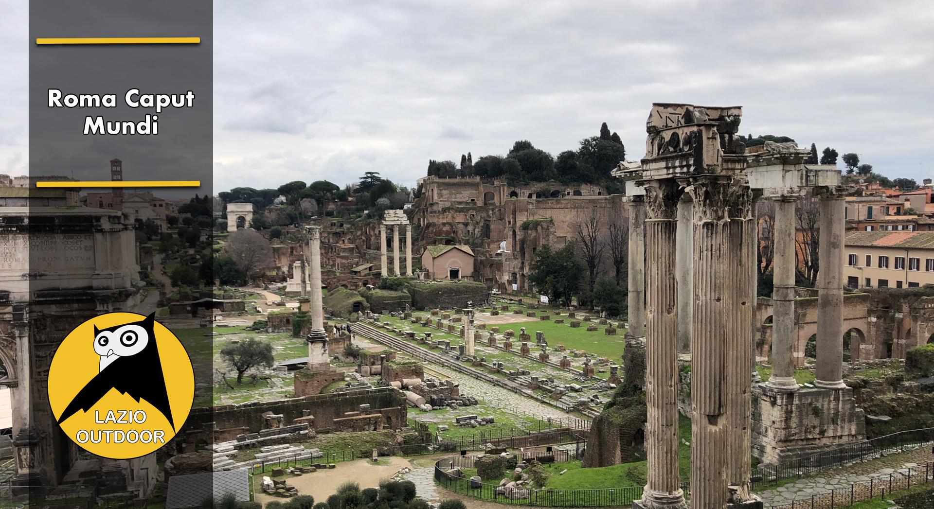 Roma Caput Mundi 1