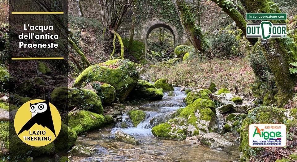 L'acqua dell'antica Praeneste 1