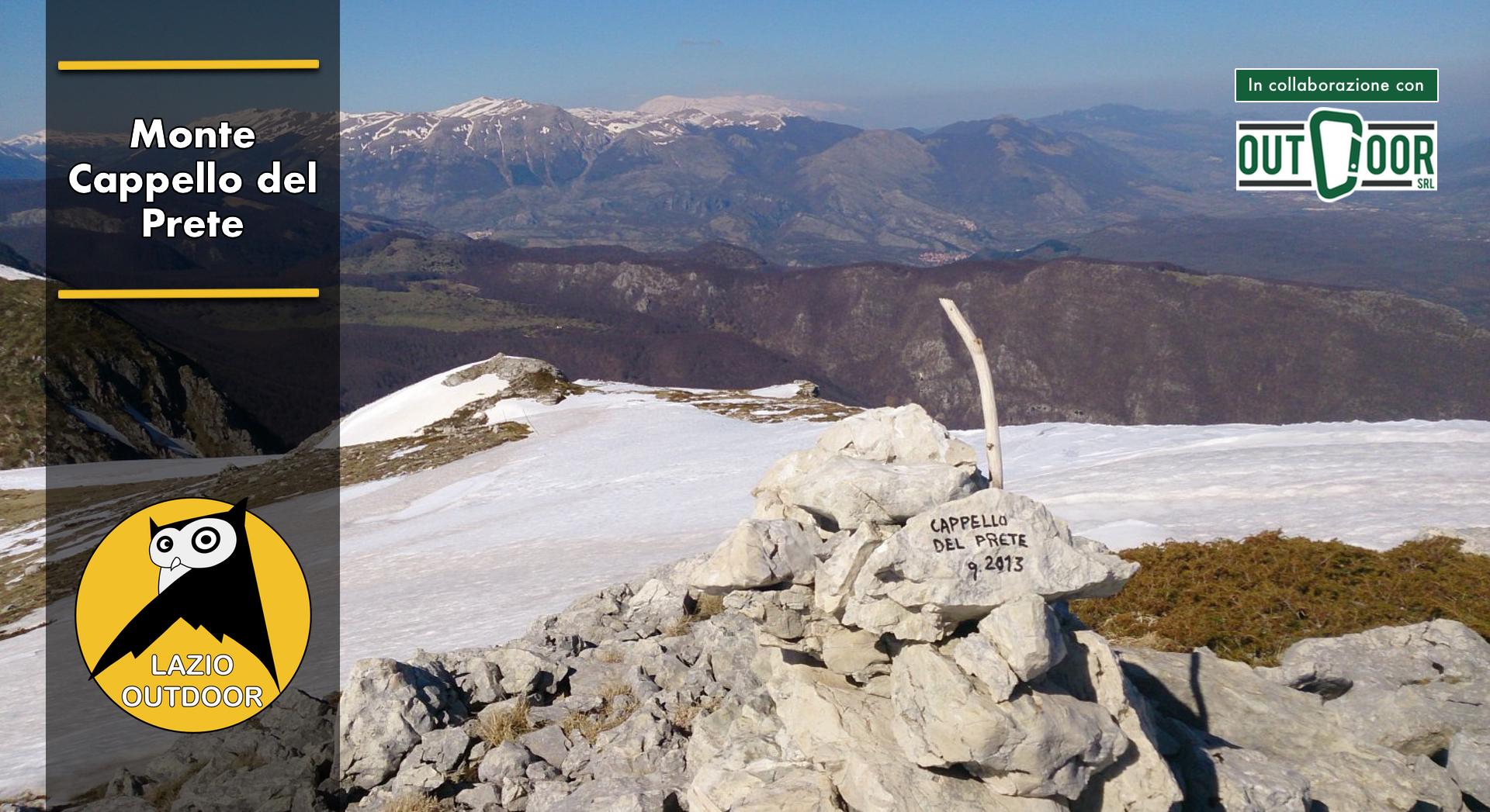 Monte Cappello del Prete - Mainarde di primavera 1