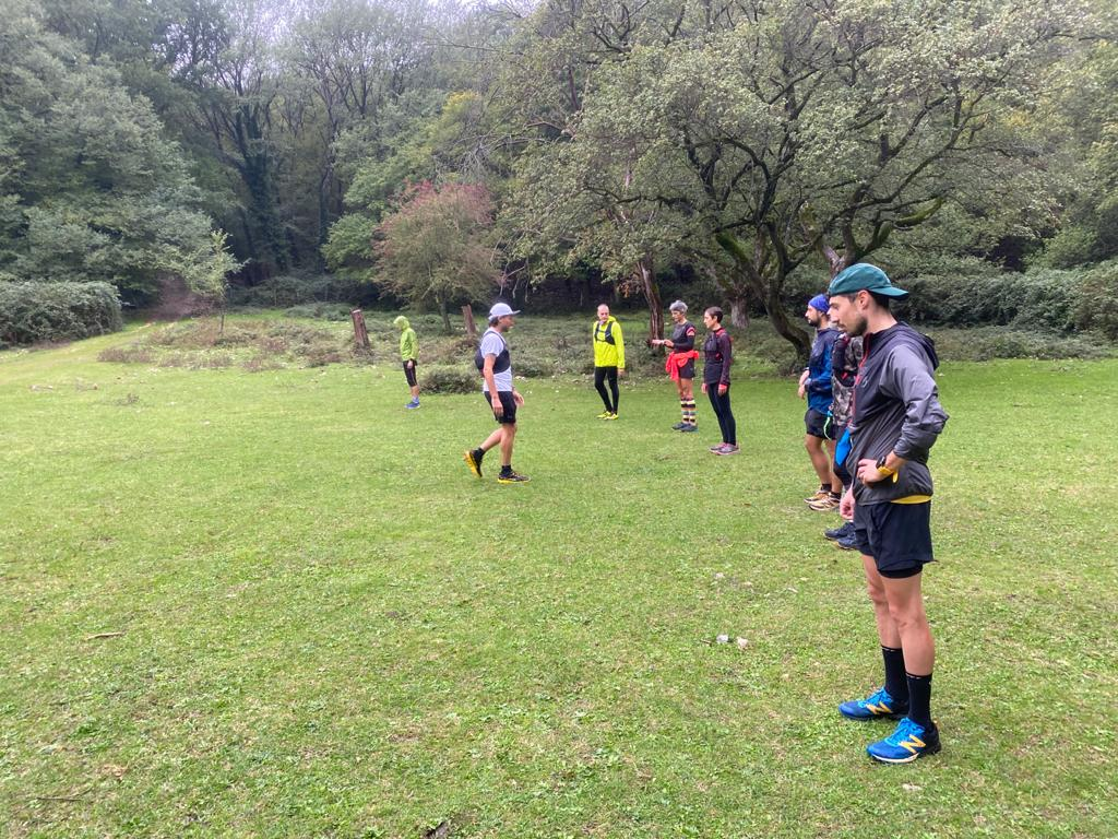 Trail Running School 2